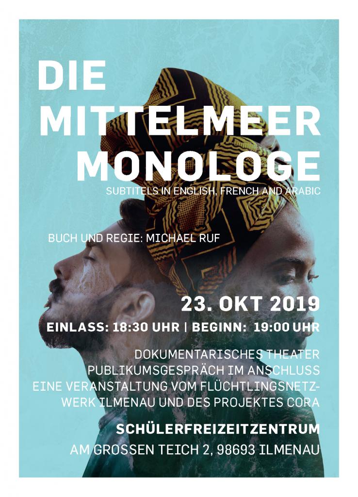 Die Mittelmeer-Monologe in Ilmenau