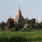 Pagodas in Myanmar (photo by Stephanie Reiß)
