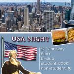USA-Abend am 12. Januar 2012